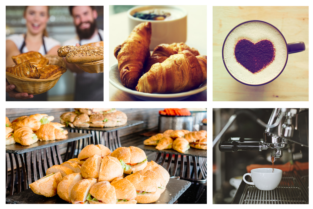 Bread trends within the Coffee Shop sector
