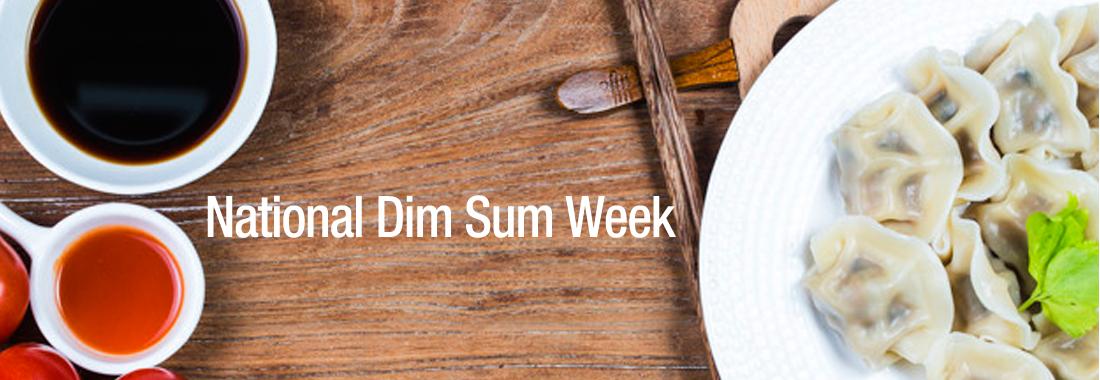 Dim Sum Week