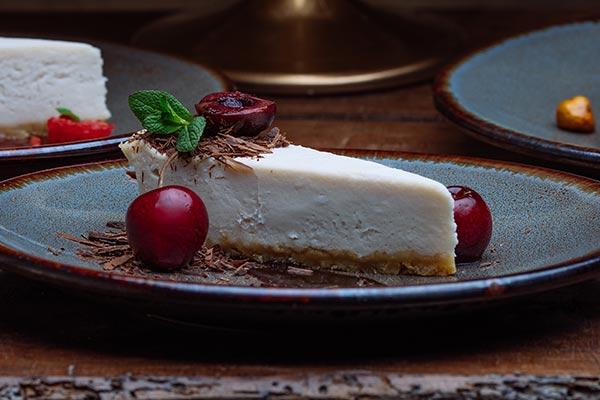 Vegan New York Cheesecake