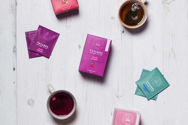 Fruit & Herbal Teas