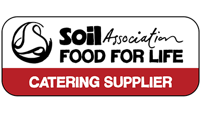 Soil Association - Catering Mark Supplier Member