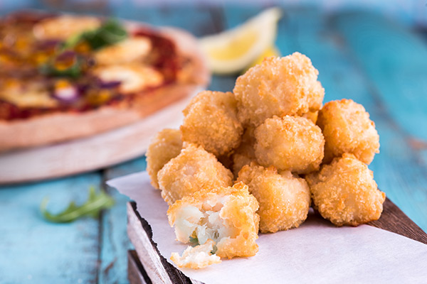 Fish Fingers, Goujons and Bites