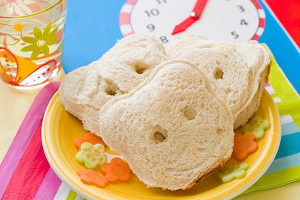 Kids Favourite Sandwich Fillings