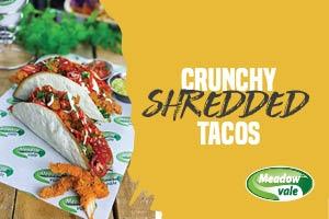 Crunchy Shredded Tacos