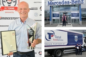 FTA Driver of The Year 2016