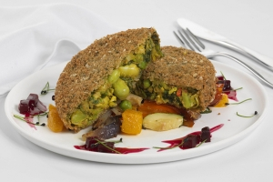 Scrumptious meat-free meals