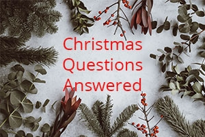 Coping with Christmas queries & managing the festive demand