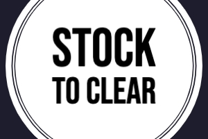 Stock lines to clear