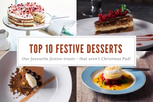 Top 10 Christmas Desserts