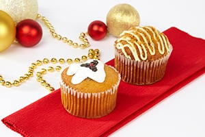 Christmas Cakes and Confectionery