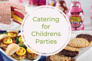 Catering for Children's Parties