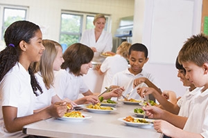 Improving Uptake Of School Dinners