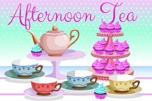 National Afternoon Tea Week